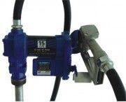 Топливный модуль на 12В, 24В (Ex) /с насосом для бензина, керосина, топлива, спиртов/