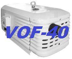 Безмасляные пластинчато-роторные вакуумные насосы VOF-40