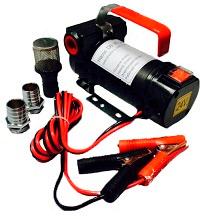 Бюджетный насос для солярки 12 вольт shelf DB-40 DC12