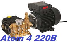 Электрический насос высокого давления  Atom 4_220В