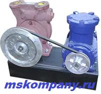 Насос самовсасывающий для бензина и дизельного топлива типа АЗТ-5
