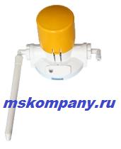 Ручной химический насос-дозатор DPL.03