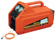 Установка для восстановления и откачки хладагента VRR12C