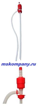 Сильфонный насос с ручным управлением FX-1091