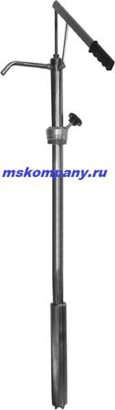 Насос бочковой из нержавейки для вязких жидкостей НБУ-700-02М