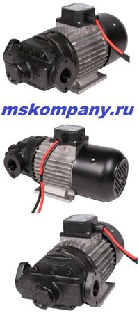 Насос для выкачивания дизельного топлива с выключателем на 24 вольта AG-90 24В