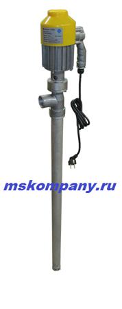 Насос для перекачки  из бочки электрический BN 150/10 AL-0,88Ex