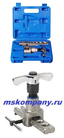 Набор для развальцовки медных трубок VFT-808-I (с ручным приводом)