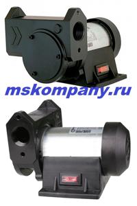 Насос для дизтоплива на 12 вольт с вентилятором охлаждения IRON-50_12В