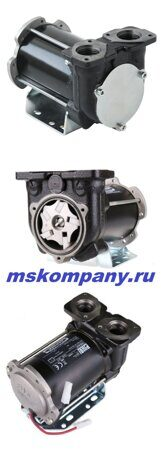 Электрические самовсасывающие насосы для солярки и дизельного топлива BP 3000 DC24
