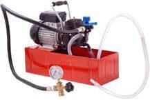 Установки для гидроиспытаний Компакт-Электро опрессовщик электрический