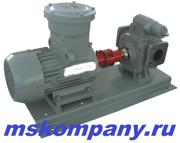 Самовсасывающие насосы для топлива ПШН-80