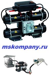 Насос для дизельного топлива большой производительности ST200 на 24В