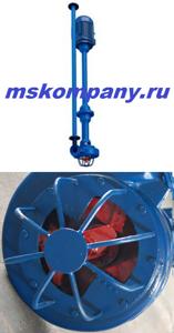 Насос НЦИ-Ф-100 /насос для жидкого навоза/