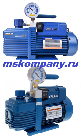 Двухступенчатый вакуумный насос V-i240SV