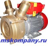 Самовсасывающие насосы для дизельного топлива и солярки с реверсом BE-M 40