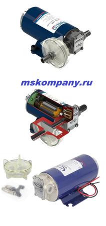 Насос для дизтоплива шестеренный на 12 вольт UP-10_12В