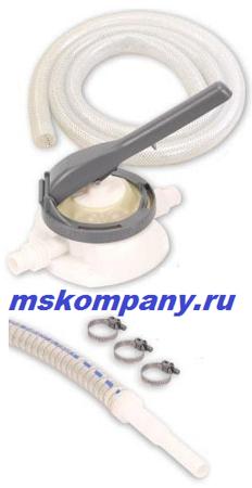 Самовсасывающий ручной пищевой насос DPP/30 (GR 44510)