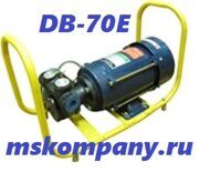 Насос DB-70E AC220 взрывозащищенный бензин, дизтопливо