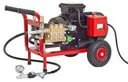 Электрический опрессовщик высокого давления Компакт-500-Электро (до 500 атм)