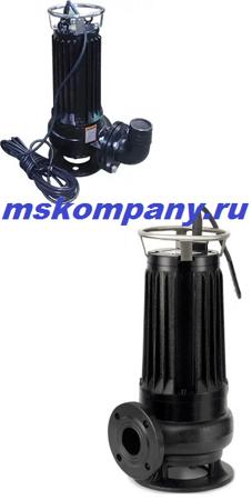Насос фекальный погружной с измельчителем ЦМФ 85-13 РМ