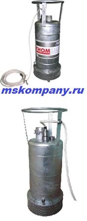 ГНОМ 10-10 Тр, с рубашкой и поплавком_220В