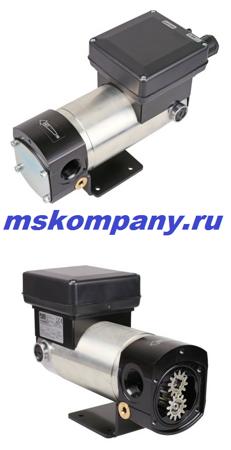 Шестеренный насос на 12 вольт PIUSI Viscomat DC 60/2_12V