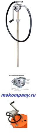 Насос роторный с мультипликатором RB 3H (GR 44198)