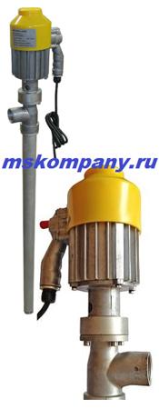 Бочковые насосы для дизельного топлива и бензина Shelf SB drum EX