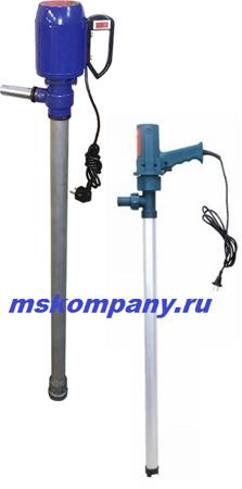 Насос бочковой электрический BN 50 2,5 AL-0,12 (алюминий)