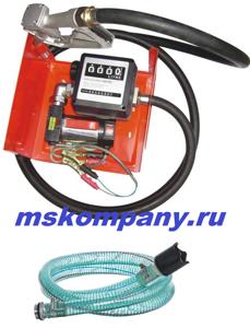 Мобильная мини АЗС ТР-40_12в