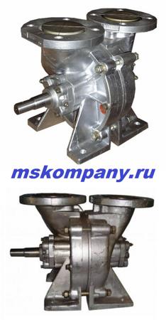 Самовсасывающий насос СВН-80 (правый) без электродвигателя