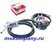 Насос для дизельного топлива Battery Kit 3000 с комплектом шлангов и пистолетом