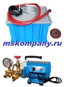 Электрический опрессовочный МНА-35