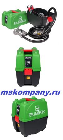 Насосы для топлива Piusibox в переносном ящике дизельное топливо, дт, солярка