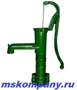 Садовый ручной скважинный насос BSA-75