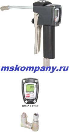 Пистолет-расходомер для смазки F0043100A Pressol – 18108