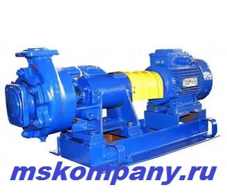 Консольный насос 1К100-65-200а (Ливны) с 18,5 кВт