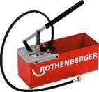 Ручной опрессовщик с баком RP 50