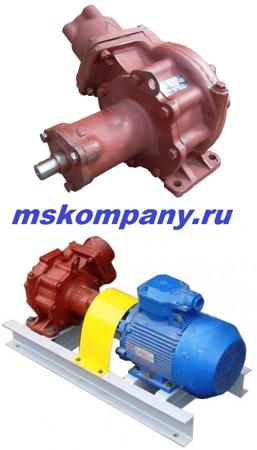 Насосы самовсасывающие для бензина и дизтоплива типа СЦЛ00А