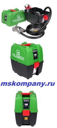 Мобильные мини АЗС Piusibox 24 V Basic