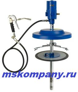 Стационарная система раздачи смазки для емкостей 50 кг арт. 18764 051