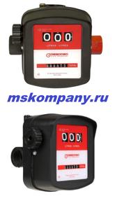 Счетчики топлива серии MG-80 /дизтопливо, бензин, спирты/
