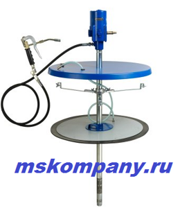 Солидолонагнетатель стационарный для раздачи смазки Pressol 18785 051